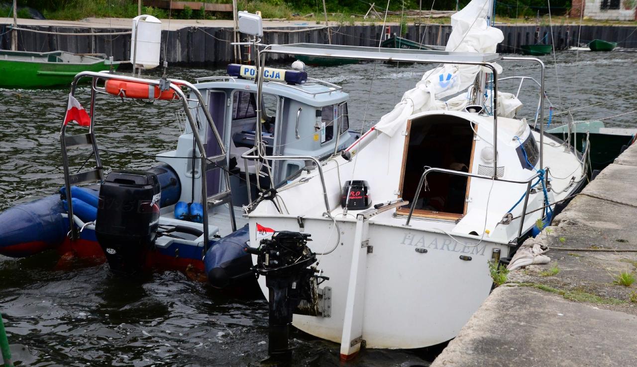 Akcja poszukiwawcza zaginionego żeglarza przerwana