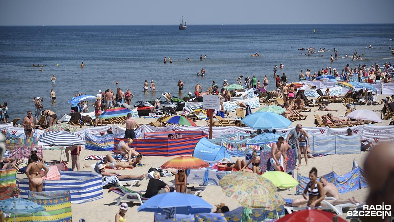 Turyści lubią Zachodniopomorskie