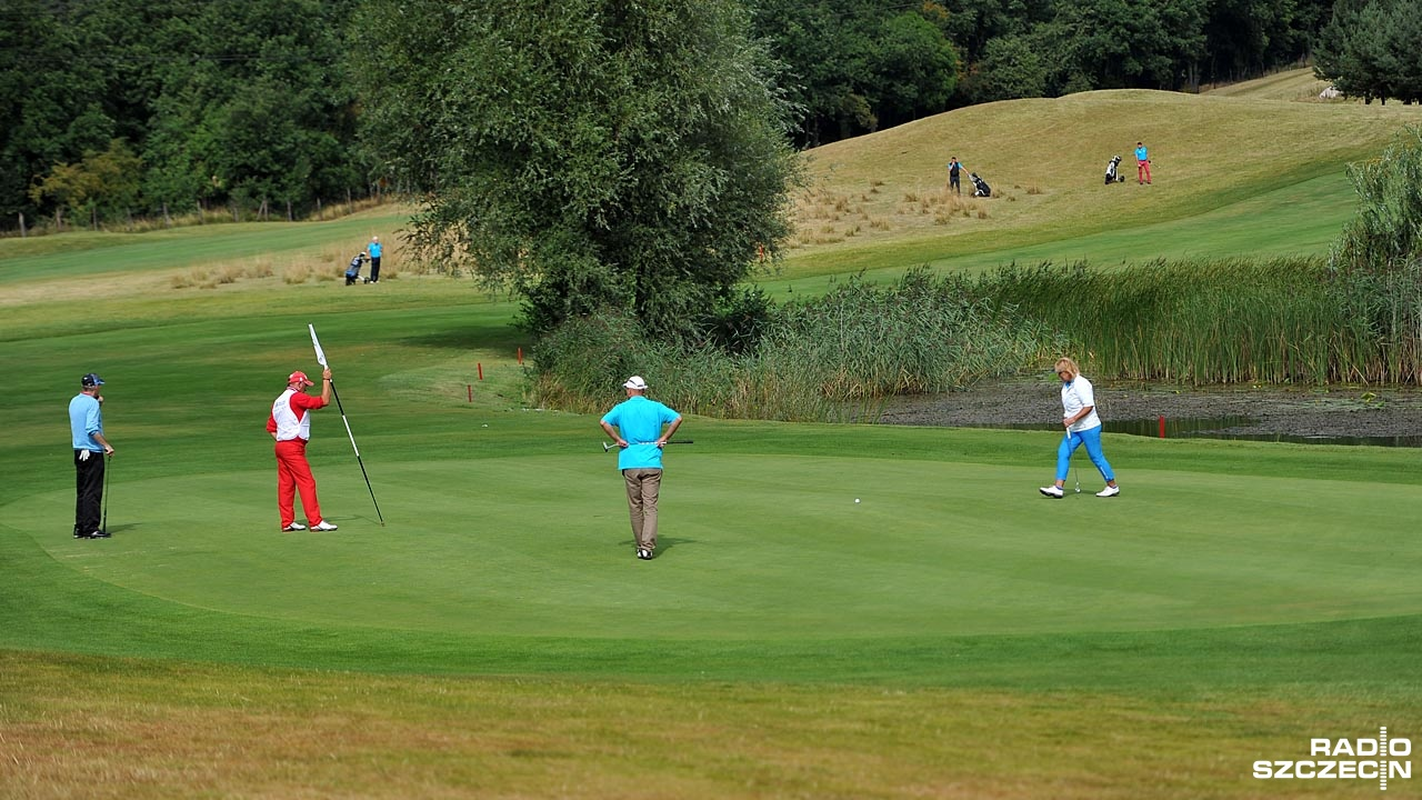 Czołówka polskiego golfa na zachodniopomorskich polach