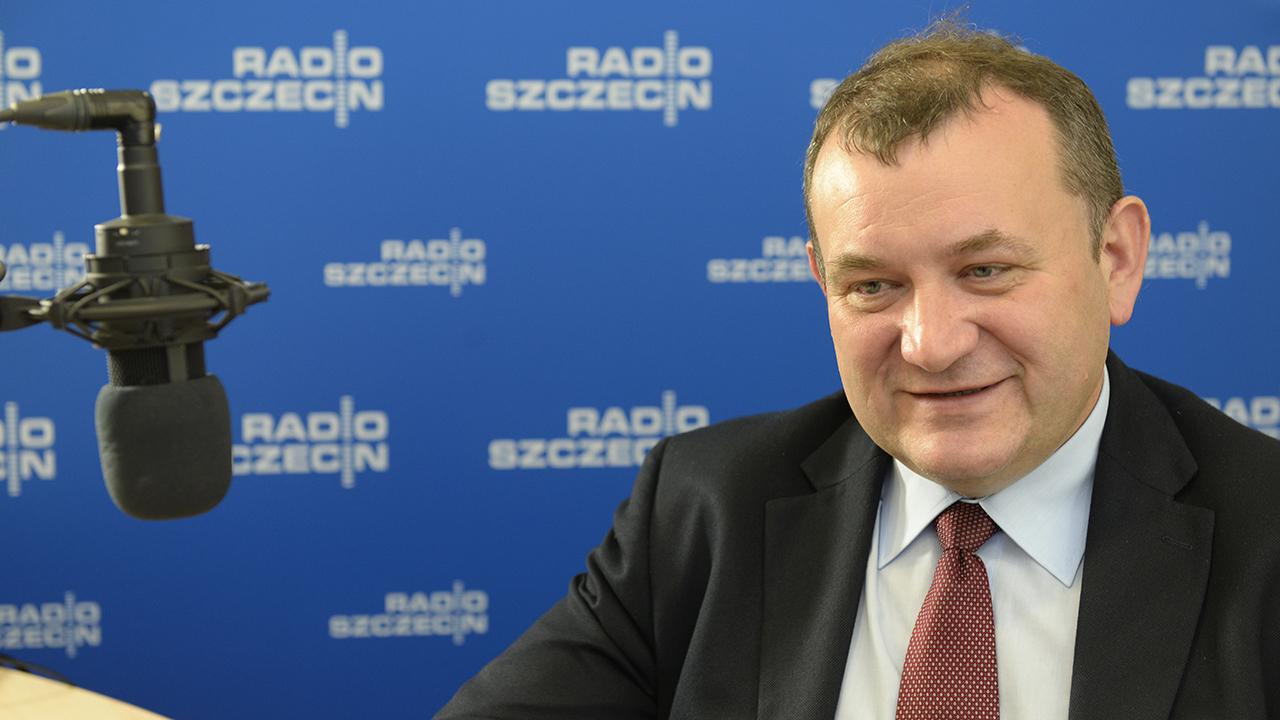 Stanisław Gawłowski. Fot. Piotr Sawiński [Radio Szczecin/Archiwum]