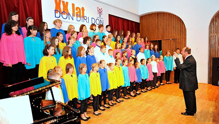 Grad nagród dla szczecińskiego chóru