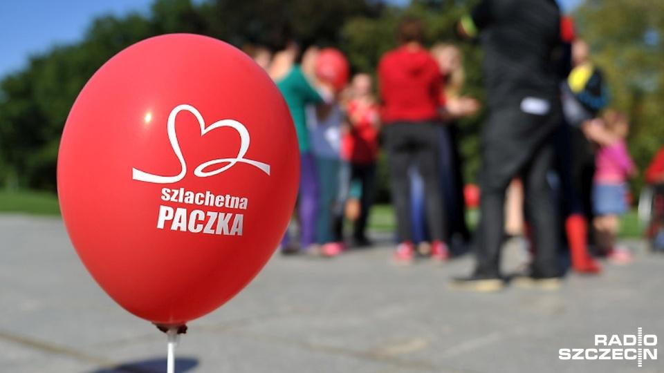 """Akcja """"Szlachetna Paczka"""". Fot. Łukasz Szełemej [Radio Szczecin/Archiwum]"""
