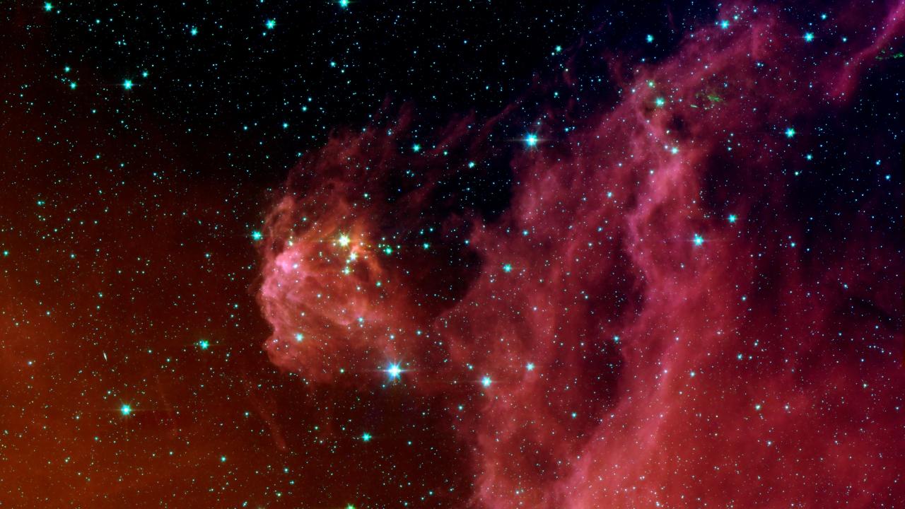 """""""Na niebie króluje najefektowniejszy gwiazdozbiór Oriona"""""""