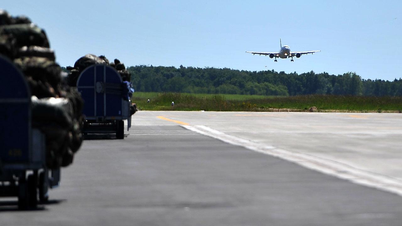 To żniwa dla goleniowskiego lotniska