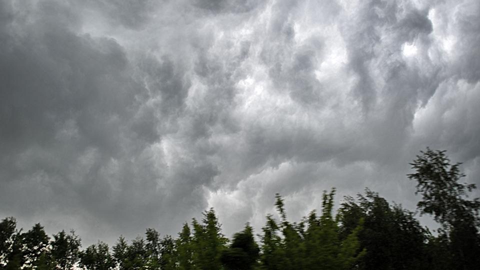 Ostrzeżenie przed burzami w regionie
