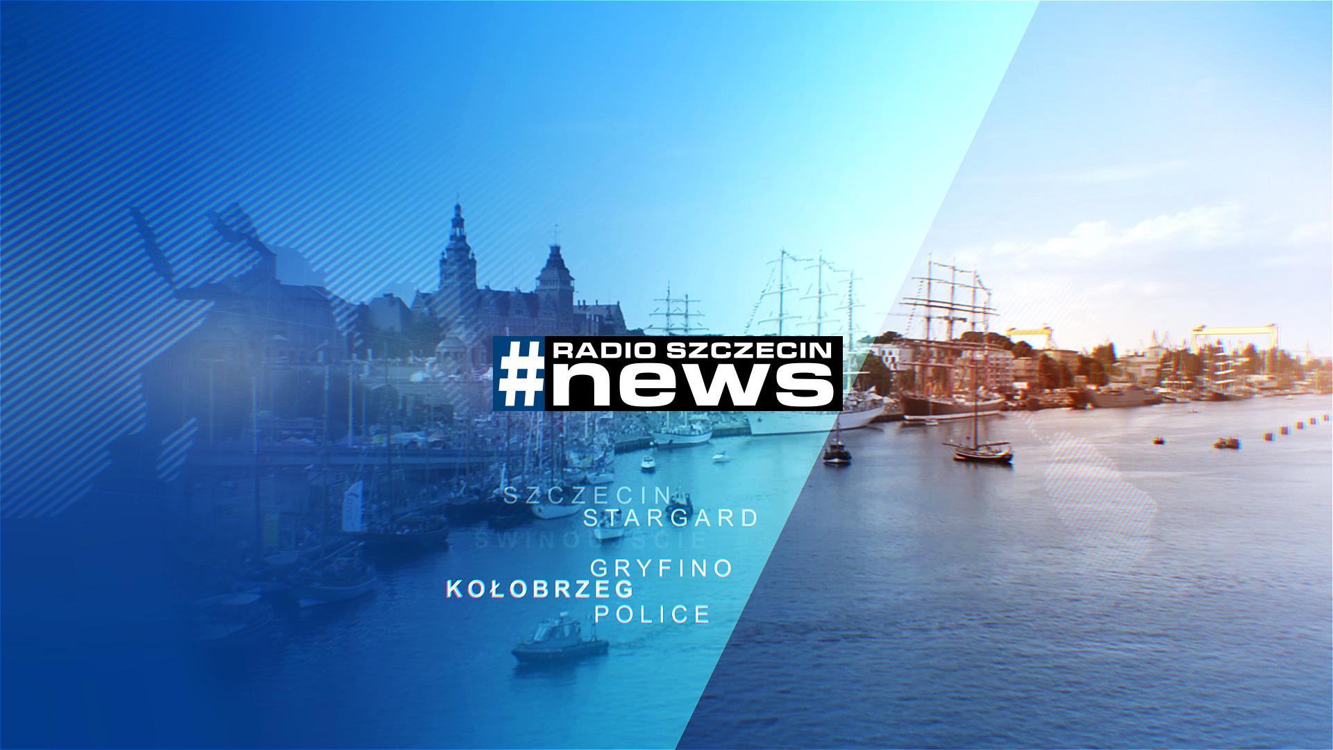Radio Szczecin News. Podsumowanie poniedziałku [WIDEO]